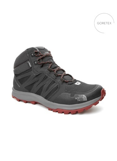 The North Face Litewave Fp Md GORE-TEX® - Su Geçirmez Gri